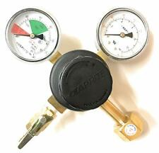 Taprite Co2 Regulator Model #160 and #2000 lb Pressure Gauge - E-T5741Pmhpbk-01