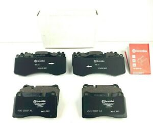 Aston Martin Vantage S Front & Rear Brake Pads - Genuine