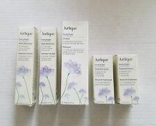 Jurlique Purely Bright Night Moisturizer, Cleanser, Treatment Serum - See Detail