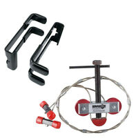 Bow Master Bow Press Package with Split Limb Adapters
