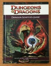 Donjons & Dragons Dungeon Masters Guide 4e cartonnée Edition