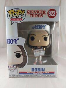 Television Funko Pop - Robin (Ahoy) - Stranger Things - No. 922