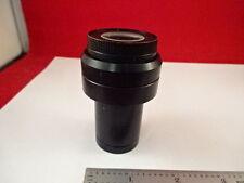 Microscope Pièce Oculaire Leica Reichert Wpk10x Oculaire Optiques Tel Quel #