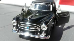 1:43 Cabriolet Peugeot 403 WELLY
