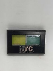 NYC New York Color City Duet Eyeshadows Collection 812B Bowling Green