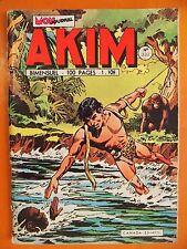 AKIM. Le maître de la pluie. N° 332 du 01/06/1973 - Mon Journal