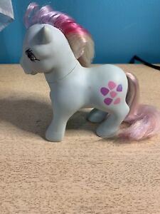 SWEET STUFF Gumdrops Twinkle Eyed Ponies My Little Pony G1 Vintage TLC Mlp