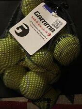 Gamma Bag of Pressureless Tennis Balls - Sturdy & Reuseable Mesh Bag