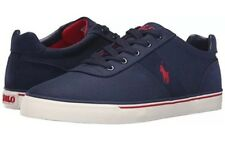 Mens Ralph Lauren Trainers Shoes Hanford Blue Brand New In Box RRP £85 Size 8