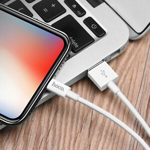 Fast Charger USB Charging Cord Lightning Cable For iPhone 11 10 X Xr Xs 11 White