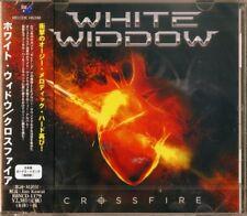 WHITE WIDDOW-CROSSFIRE-JAPAN CD F25