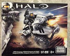 *MEGA BLOKS HALO* UNSC Gungoose Set CNH24- NEW IN BOX BUT MISSING FIGURE