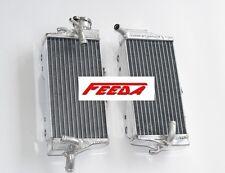 Honda CR125R CR125 CR 2005-2007 Radiator 2 ROW left and right 40mm Core New 2006