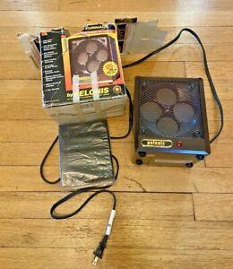 Pelonis Disc Electric Ceramic Furnace Heater 1500 (model PF1212-B4AB)