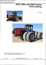 Case 9370, 9380, 9390 Tractor Service Parts Manual CD- 562 Pages