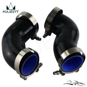 Turbo hose Silicone Hose For BMW 135 135i 335 335i E90 E92 N54 2007-2009 Black