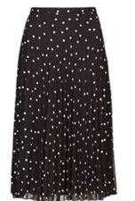 Chiffon Pleated, Kilt Plus Size Skirts for Women