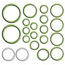 For Mercedes W110 W111 W112 W113 A/C System O-Ring and Gasket Seal Kit FS 26771