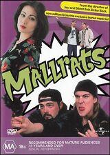 MALLRATS (Kevin SMITH Shannen DOHERTY) Romantic COMEDY Film DVD Region 2, 4, 5