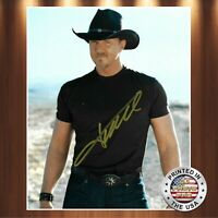 Trace Adkins Autographed Signed 8x10 Photo REPRINT