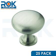 25 Pack Satin Nickel Amerock Allison Cabinet Cupboard Door Knob Pull BP53005G10