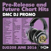 DMC DJ Only 208 Promo Chart Music Disc for DJ's - Double CD