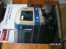 µ?a Revue La Vie du Rail n°1284 Japon Pont de Claix PRS Paris Austerlitz