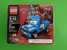 LEGO DISNEY CARS 'IVAN MATER' COMPLETE SEALED SET, #9479