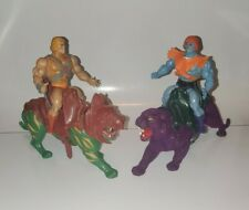 vintage Masters of the Universe Action Figure Lot ,He-man Faker 80's Toys motu