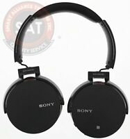 Sony Bluetooth Headphones MDR-XB950B1 Extra Bass Black FOR PARTS☝ Both sides☝