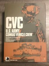 Hot Toys Military US Army CVC Combat Vehicle Crew 12 inch Action Figure NEW