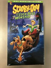 Scooby-Doo and the Loch Ness Monster (Vhs, 2004, Slipcase)