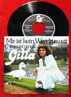 Single Gilla: Mir ist kein Weg zu weit (Hansa 13 748 AT) D