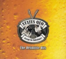 Status Quo - Accept no substitute ! - The definitive hits (3 CDs)