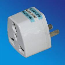 Universal Tour EU UK AU to US USA AC Travel Power Plug Adapter Outlet Converter