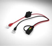 Câble a oeillet  M8 c avec indicateur de charge pour chargeur de batterie CTEK