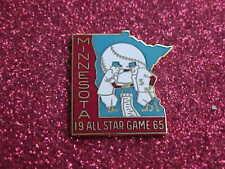 1965 Minnesota Twins All Star Press Media Pin