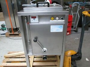 JUFEBA MK 30  KOCHKESSEL mit RÜHRWERK Cremekocher Koch Kessel Strom ca 30 Liter