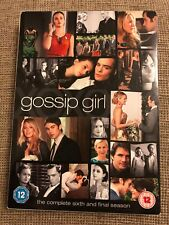 Gossip Girl: Season 6 DVD (2013) Leighton Meester