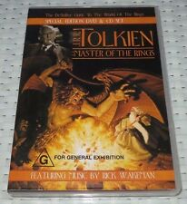 J.R.R. Tolkien: Master of the Rings - DVD & CD SET, 2001 - ede