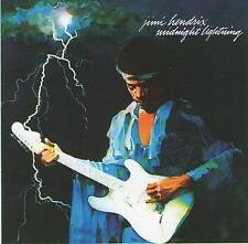 JIMI HENDRIX - MIDNIGHT LIGHTNING CD Jewel Case+GIFT Remastered Blues Rock