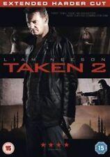 Taken 2 Extended Harder Cut DVD