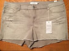 Torrid Plus Size 3.5 Inch Short Desert Sands Color Size 24 New With Tags