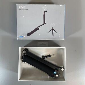 GoPro 3-Way Grip, Arm, Tripod Mount
