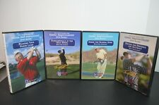 Pga Tour Partners Club Golf Game Improvement Dvd Series - 4 Instructional Dvds