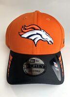 NFL Denver BRONCOS New Era 9Forty Adjustable Curved Bill. Cap Hat. NEW! 🏈