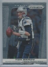 2013 Panini Prizm #64 Tom Brady New England Patriots