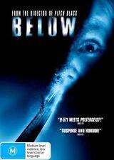Below Subtitles DVDs & Blu-ray Discs