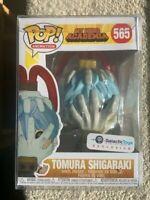 Tomura Shigaraki MHA Funko Pop Vinyl New in Mint Box + Galactic sticker + P/P