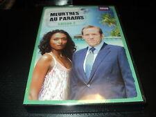 """COFFRET 3 DVD NEUF """"MEURTRES AU PARADIS - SAISON 2"""""""